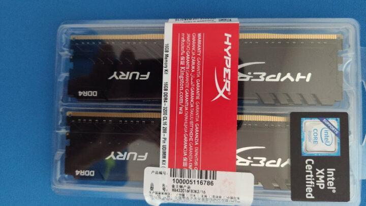 金士顿(Kingston) DDR3 1600 8GB 台式机内存条 晒单图