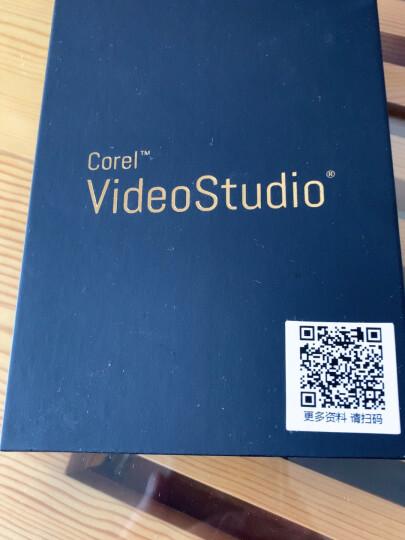 会声会影2021 视频音频编辑软件中文简体 u盘版32G盒装 替代x8和x10 晒单图