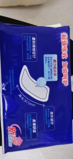 倍舒特 产妇卫生巾护理垫 妇婴两用巾 10片*5包特惠装(395mm*170mm ) 晒单图