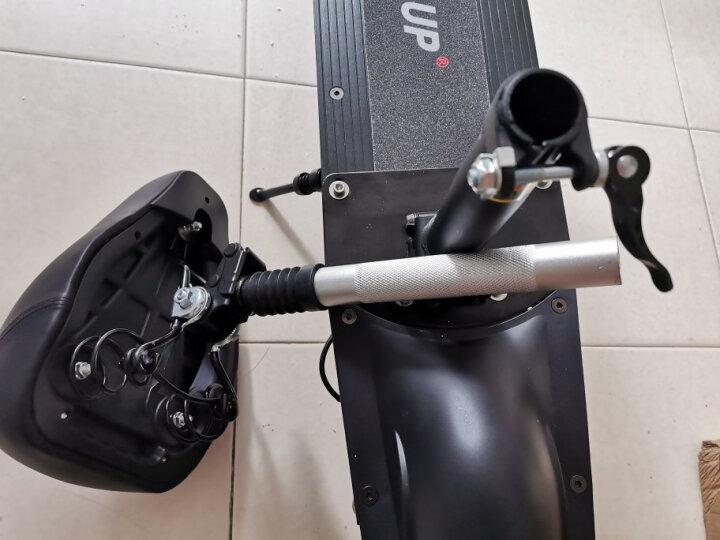 希洛普(SEALUP) 锂电池折叠迷你电动车 城市便携电瓶车  电动滑板车 可折叠电动车电瓶车 Q9国家3C电机31.2AH/100-115km 晒单图