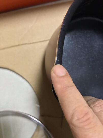 苏泊尔SUPOR溢彩不粘奶锅16cm辅食锅复底燃气电磁炉通用PT16K1 晒单图