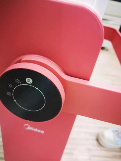 美的(Midea)取暖器/电暖器/电暖气片家用 节能省电 低噪加湿烘衣 13片大面积劲暖电热油汀NY2513-16JW 晒单图