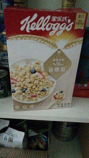 泰国进口 家乐氏(Kellogg's)玉米片 进口麦片 即食冲饮 营养谷物早餐500g 晒单图