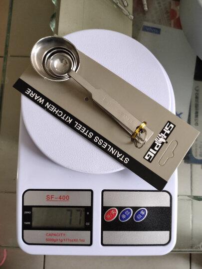 千团精工 烘焙工具套装 8寸阳极活底蛋糕吐司面包模具 烘焙模具家用套装套餐 晒单图