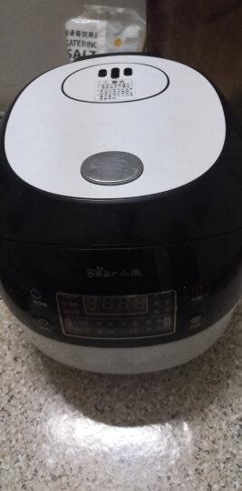 小熊(Bear)迷你电饭煲智能家用电饭锅小1-2人可预约2升容量煮粥锅DFB-A20Y1 晒单图