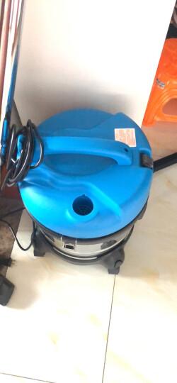 海尔(Haier)吸尘器家用干湿吹三用大功率强劲吸力桶式HC-T3143A2 晒单图