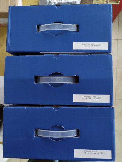 伊利 安慕希 高端颗粒系列 希腊风味酸奶 黄桃+燕麦200g*10盒/箱(礼盒装) 晒单图