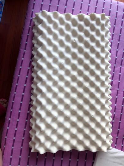 JaCe   乳胶枕头 泰国   按摩颗粒 护颈枕 女士按摩颗粒护肩枕(1个胶囊装) 晒单图