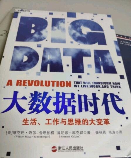 大数据时代(大数据系统研究的先河之作) 晒单图