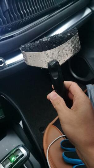 趣行 汽车不锈钢冰雪铲 车用迷你除雪铲工具 刮雪板除冰铲霜器 晒单图