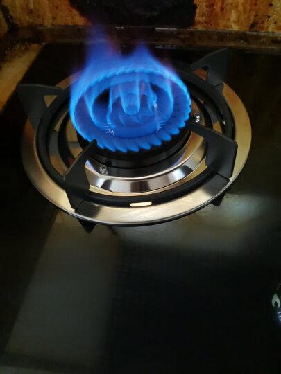 万家乐 灵动三档 蓝芯猛火 欧式抽油烟机燃气灶具 烟灶套装(天然气)IET82+IQL83B 晒单图