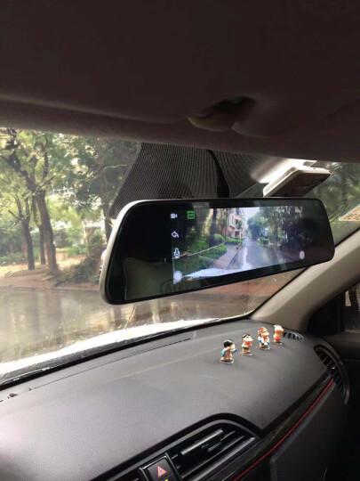 凌度 智能行车记录仪 高清夜视双镜头 前后双录像倒车影像流媒体一体机 选配导航仪电子狗后视云镜 8吋按键版+前后双录倒车影像+32G卡(爆款廉价) 晒单图
