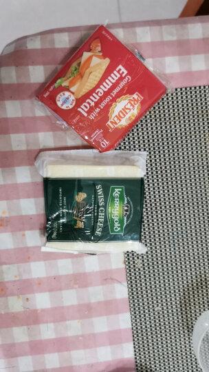 金凯利(KERRYGOLD)瑞士大孔奶酪 198g(干酪) 烘焙原料 早餐 面包 宝宝辅食 晒单图
