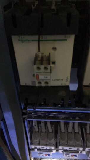 施耐德电气 TeSys LC1D国产 3P 150A 无辅助触点 交流接触器 LC1D15000M7C 220VAC 晒单图