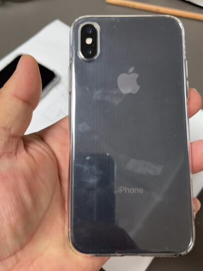 ESK 苹果x/xs/11 pro钢化膜 iphone x/xs/11 pro手机膜 一体全透明玻璃 高清防爆淡指纹保护贴膜非全屏 JM196 晒单图