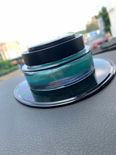 图拉斯(TORRAS)汽车香水 车载香水空调出风口香水座 汽车用品挂件摆件 除异味清新空气香薰棒 银色 晒单图