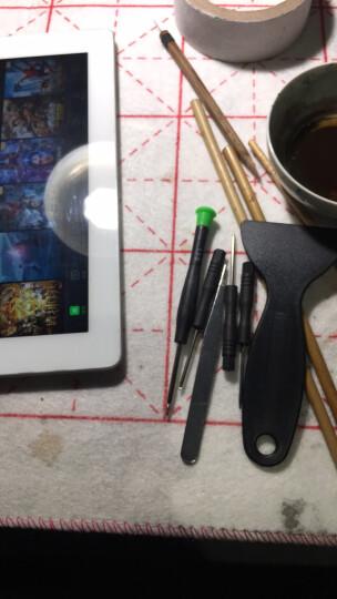 帆睿 ipad大容量电池ipad3 4 5 6air2平板mini1苹果MINI2更换pro换电池 Ipad4电池 送工具+黑支架 晒单图