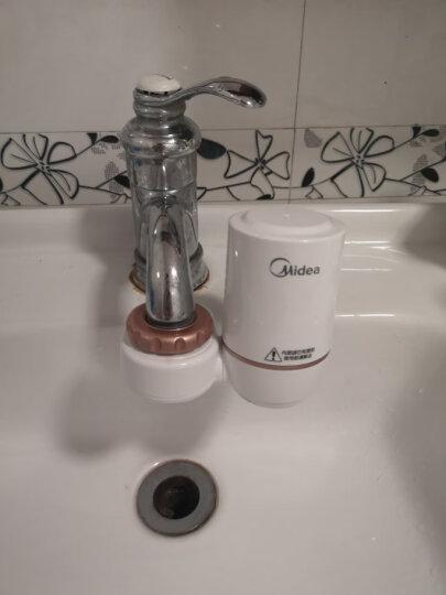 美的(Midea)水龙头净水器 净水机 厨房过滤器 MC122-2 晒单图