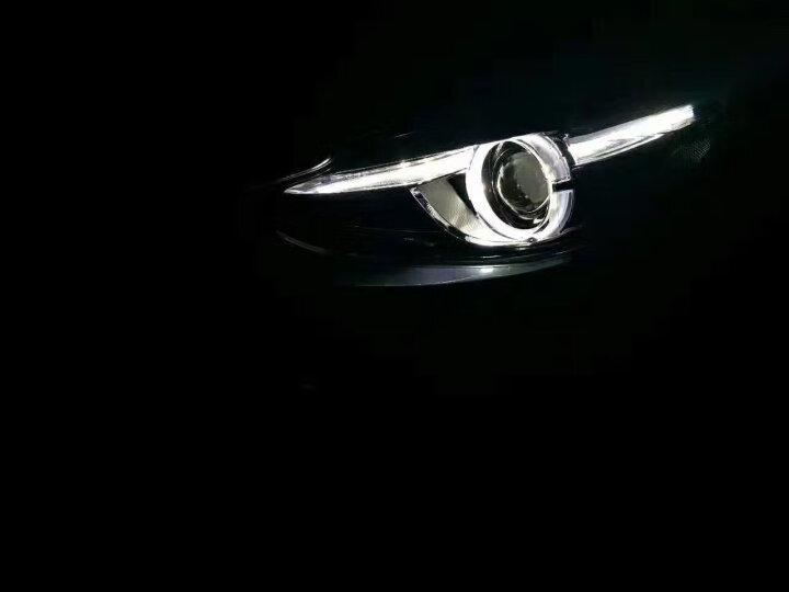 14-16-17款马自达3昂克赛拉大灯总成改装专用高配LED日行灯透镜野马款氙气前灯勺子版 14-16勺子款豪华套装1个 晒单图