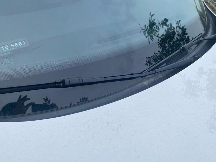 卡卡买金钻无骨雨刮器/雨刷器/雨刮片(一对)大众途安04-08年款/cross golf/雪铁龙C6进口/标致407 28/28 定制 晒单图
