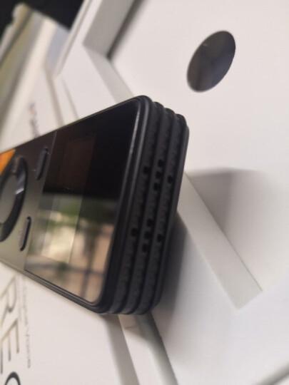 山水(SANSUI)录音笔 智能降噪会议专业录音器 迷你微型MP3播放器 H-619 8G 黑色 晒单图