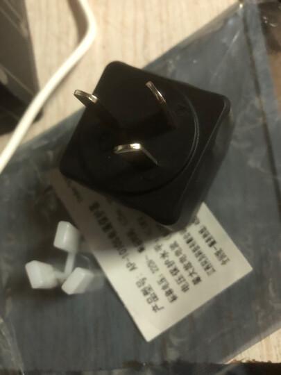 同为(TOWE)防雷防浪涌插头电源转换器插座防雷器保护开关AP-1010S 晒单图
