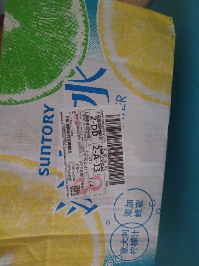 三得利 沁桃水 水蜜桃味饮料 蜂蜜水 550ml*15瓶整箱装 晒单图