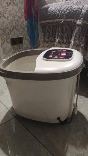 美妙(Mimir)JD-09全自动按摩足浴盆洗脚盆泡脚盆泡脚桶 晒单图