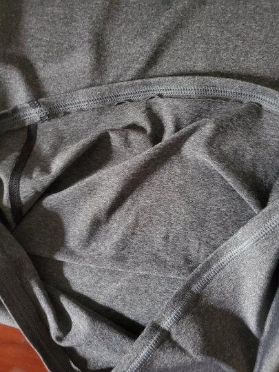 安德玛官方UA Armour男子运动长袖紧身衣Under Armour1257471 绿色997 M 晒单图