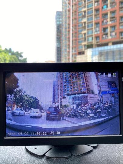 迪斯玛货车行车记录仪双镜头前后双录高清四路镜头夜视倒车影像车载一体机12V24V 7英寸+双镜头+夜视+电子狗+20米+32G 晒单图