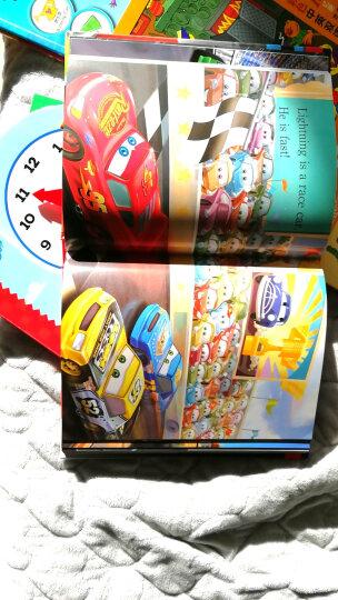 进口英文原版Disney Pixar Cars 迪士尼 Learning Ladder 汽车总动员 晒单图