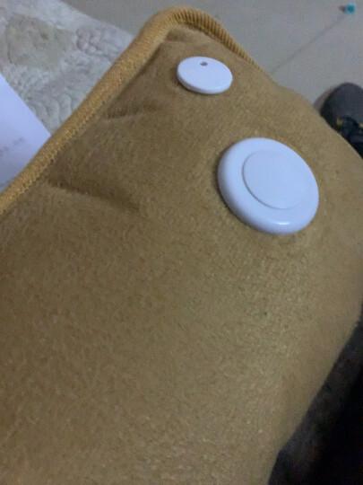 赛亿(Shinee)电热水袋暖手宝暖宝宝暖水袋充电暖手袋电热暖水宝 智能防爆取暖神器NS501(大白刺绣棕) 晒单图