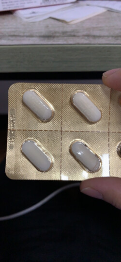 泰诺 泰诺林 对乙酰氨基酚缓释片6片 镇痛发热退烧感冒片 头痛牙痛止疼药 晒单图