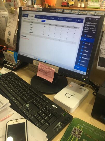因纳伟盛INVS100原国腾GTICR100二代身份证阅读器三代身份证读卡器身份证真伪识别扫描机 晒单图