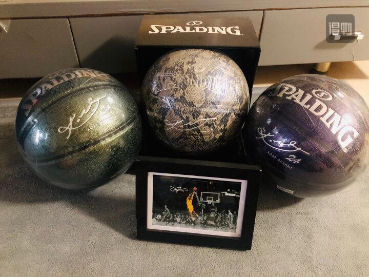 斯伯丁SPALDING篮球架成人移动便携式48英寸篮板FR59618 晒单图