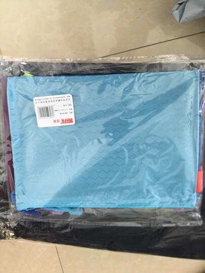 信发 TRNFA TB-4003 牛津帆布资料袋文件袋公文包 手提袋 拉链资料加厚拉边袋 宣传培训收纳袋会议包 晒单图