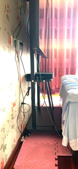 贝石液晶电视机支架通用壁挂架小米红米4A/4C/4X电视挂架乐视TCL夏普海信康佳飞利浦加厚架子 14-32英寸 一体面板 承重40公斤 晒单图