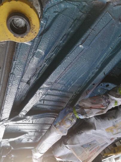 金科 汽车底盘装甲水性环保地盘装甲防锈漆隔音防腐胶 非自喷型 9瓶装(5.2-5.5米车型) 晒单图