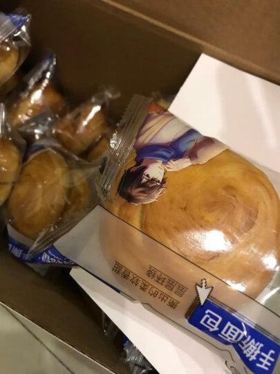 三只松鼠手撕面包 饼干蛋糕千糕点零食酵母面包代餐早餐口袋软面包礼盒 1000g/盒 晒单图
