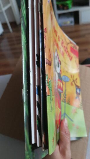大猫英语自然拼读二级1 Big Cat Phonics(小学二年级 读物5册+家庭阅读指导1册+拼读卡 点读版 附MP3光盘1张) 晒单图