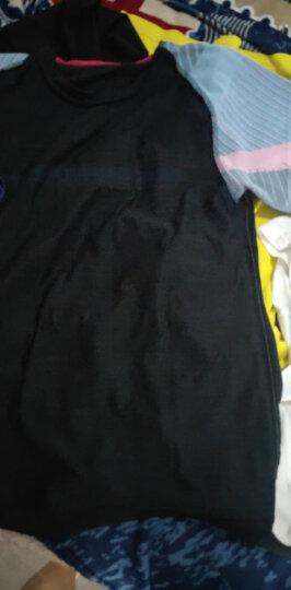 新品YONEX尤尼克斯yy羽毛球服115359男女速干透气比赛yy正品 女款 215359 深海蓝 XXL 晒单图