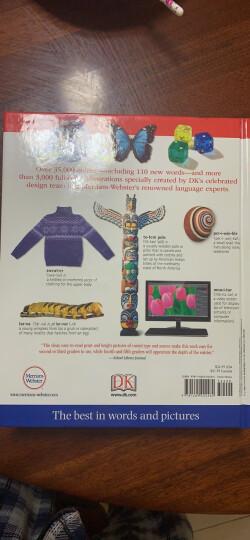 2020版 Merriam-Webster韦氏儿童词典 儿童字典英语学习8~12岁精装 英文原版 晒单图