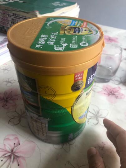雀巢(Nestle)  学生奶粉 6-15岁 爱思培 青少年 优质奶源  调制牛奶粉 罐装1000g (新老包装交替发货) 晒单图