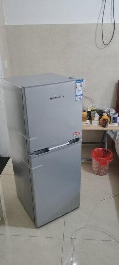 上菱 137升 双门小冰箱 家用租房迷你小型电冰箱 静音节能省电 BCD-137C 晒单图