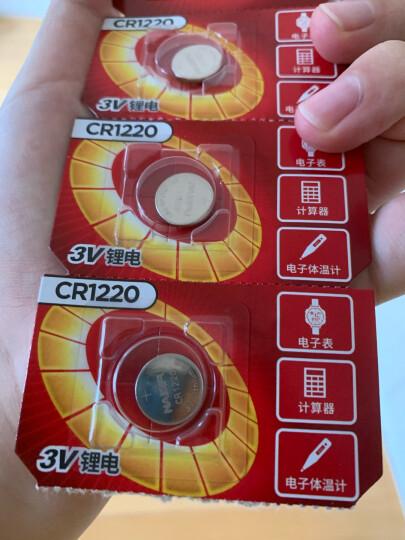 南孚(NANFU)纽扣电池10粒LR44/AG13/A76/L1154/357A/手表电池/计算器电池/电子玩具电池 晒单图