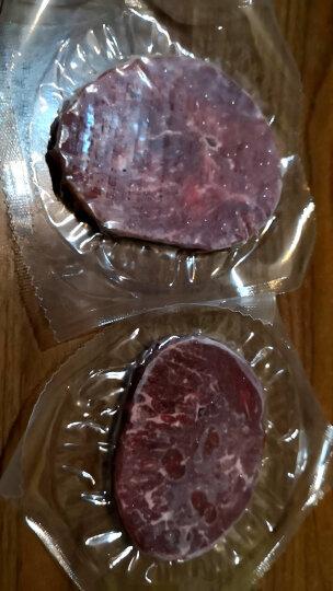 龙江和牛 国产 整切静腌牛排 200g/片  谷饲600+天 元盛牛肉生鲜 晒单图