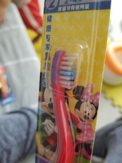 佳洁士牙刷儿童阶段型软毛牙刷 适合4至24个月(超软刷毛 爱尔兰进口)(商品颜色随机发货) 晒单图