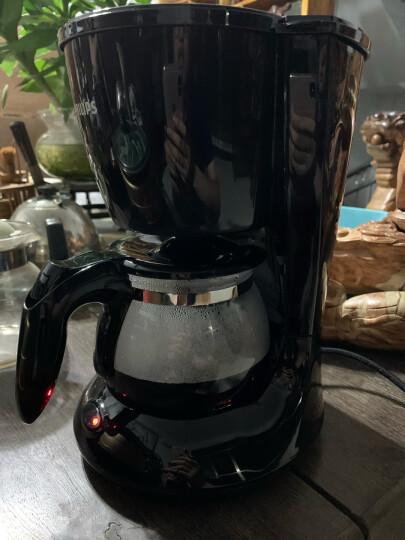 飞利浦(PHILIPS)咖啡机 家用滴漏式美式MINI咖啡壶 HD7432/20 晒单图