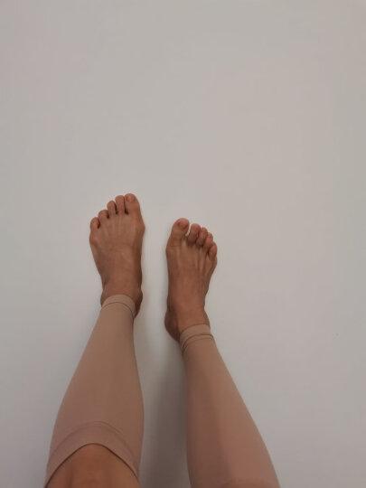 科能 静脉曲张裤袜男女型弹力袜压力袜术后护小腿袜中老年孕妇妊娠期护士新 一级治疗型(连裤袜露趾) 肤色S码【90斤以下】 晒单图