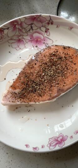 美威 智利轮切三文鱼排(大西洋鲑)400g/2-3片 含Ω3 BAP认证  生鲜 海鲜水产 晒单图